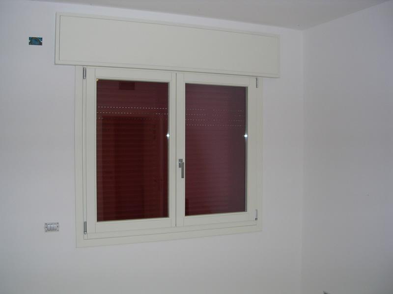 Finestra in abete lamellare modello classic padova - La finestra padova ...