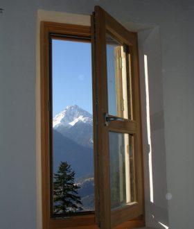 Infissi in legno su misura pan serramenti di pan damiano - La finestra padova ...