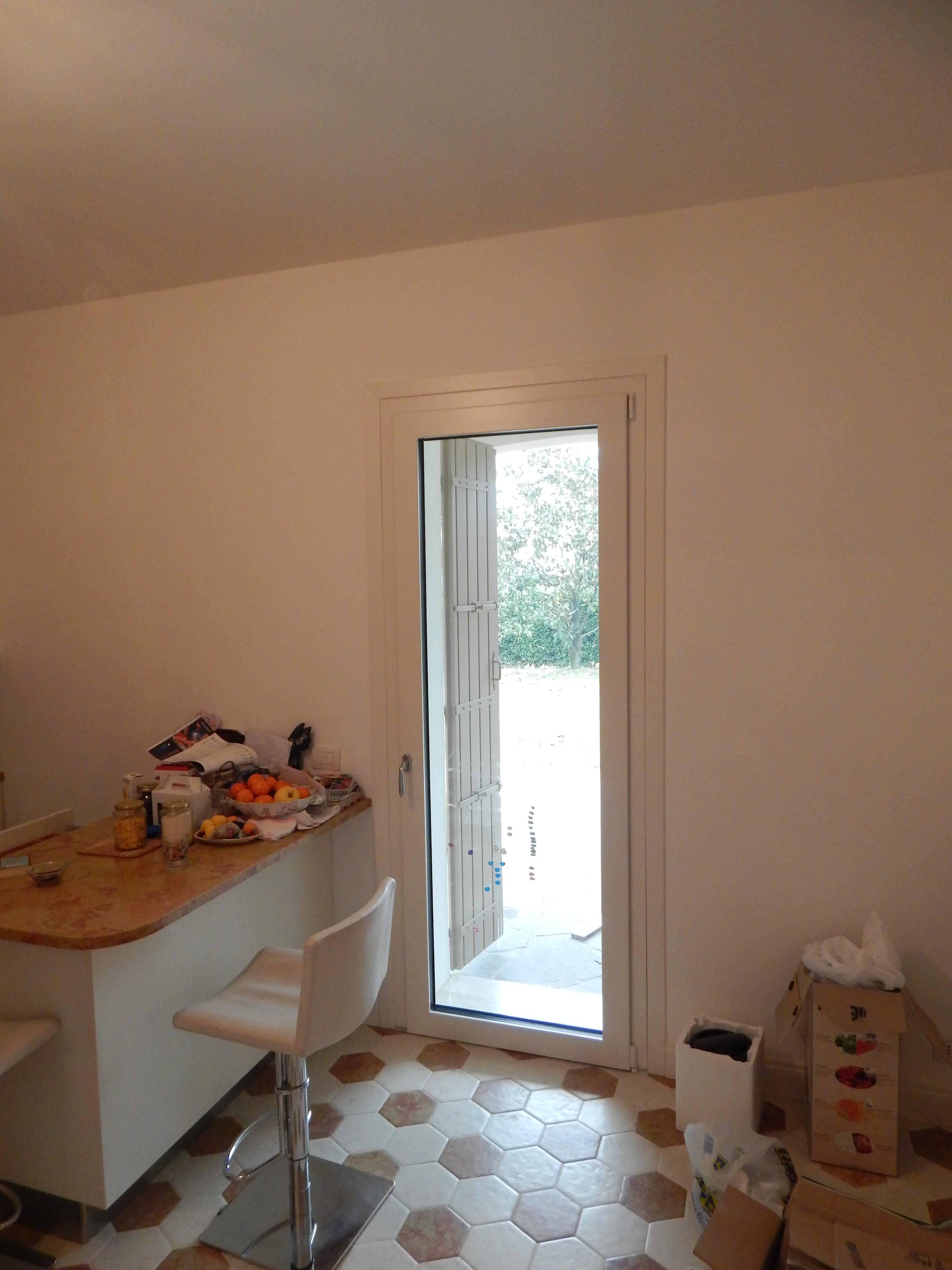 Porta finestra uni one modello comfort padova - La finestra padova ...