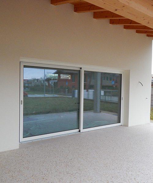 Portafinestra ad alzante scorrevole modello uni one padova - La finestra padova ...