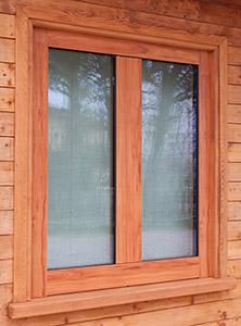 Finestra a isolamento termico top zero infissi a - Isolamento termico finestre ...
