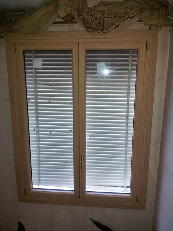 Finestra uni one modello standard padova realizzazione - La finestra padova ...