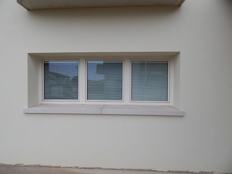 Finestra a tre elementi uni one padova realizzazione - La finestra padova ...