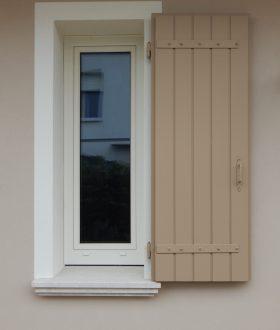 Serramenti e arredamenti in legno su misura pan serramenti di pan damiano e diego padova - Aprire finestra muro esterno ...