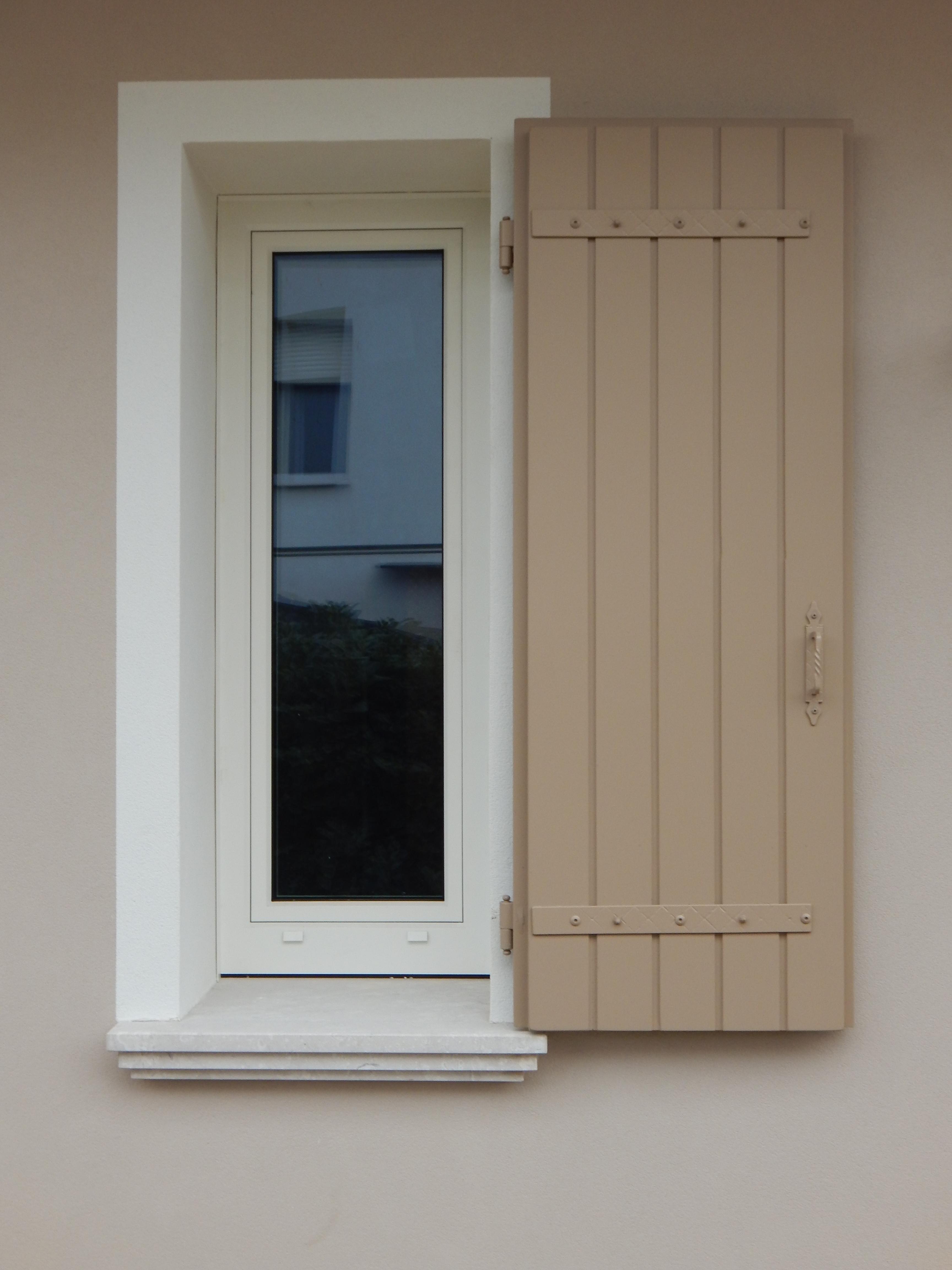 Finestra uni one modello comfort padova realizzazione - La finestra padova ...