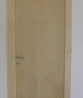 Porta in legno liscia – Modello A