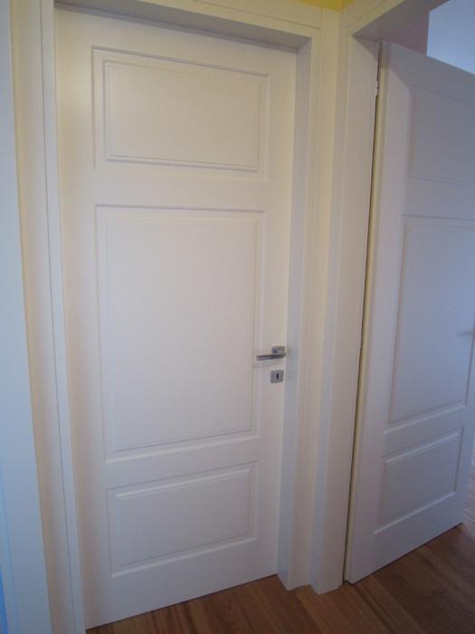 Porte con cornice - Cornice per porte interne ...