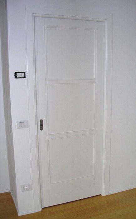 Porte scorrevoli tre riquadri padova realizzazione porte finestre portoncini d 39 ingresso e - Finestra a tre aperture ...