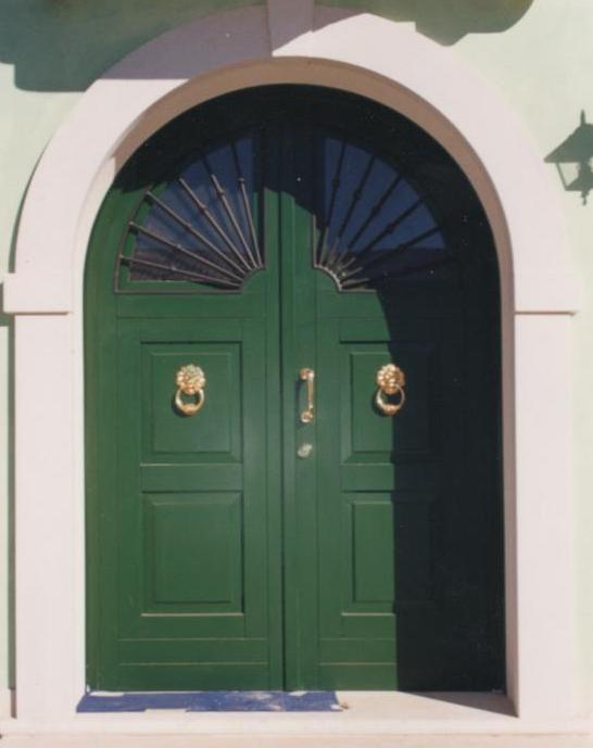Portoncino d'ingresso - Modello Malta Padova - Realizzazione porte, finestre, portoncini d ...