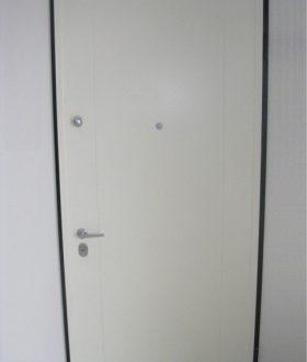 Portoncino d'ingresso blindato – Modello C