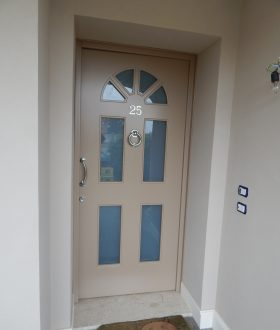 Portoncino ingresso – Modello Siena