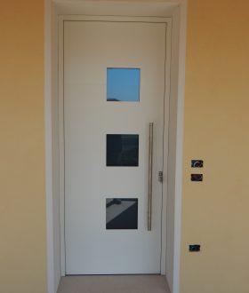 Portoncino ingresso Uni-One – Modello Atene