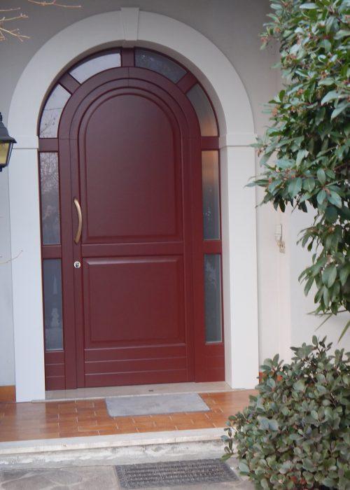 Portoncino ingresso - Modello AMSTERDAM Padova - Realizzazione porte, finestre, portoncini d ...