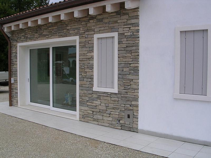 Scuri in alluminio padova realizzazione porte finestre - Scuri per finestre in alluminio prezzi ...