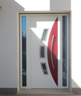 portoncino d'ingresso mod DUBAI