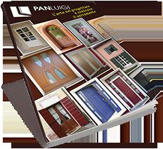 Realizzazione porte, finestre, portoncini d'ingresso e scuri in legno - PAN SERRAMENTI Padova