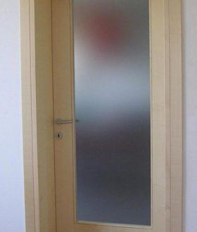 Porta vetro e legno – Modello A