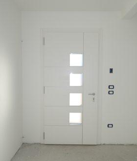 Portoncino ingresso – Modello Milano